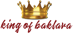 King of Baklava